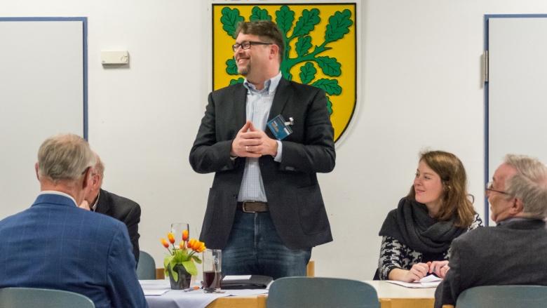 Mitgliederversammlung 02.02.2018