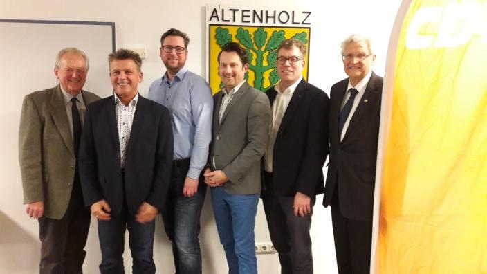 CDU Altenholz Ortsverbandsvorstand